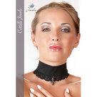 Kanten-Halsband-met-versiersel